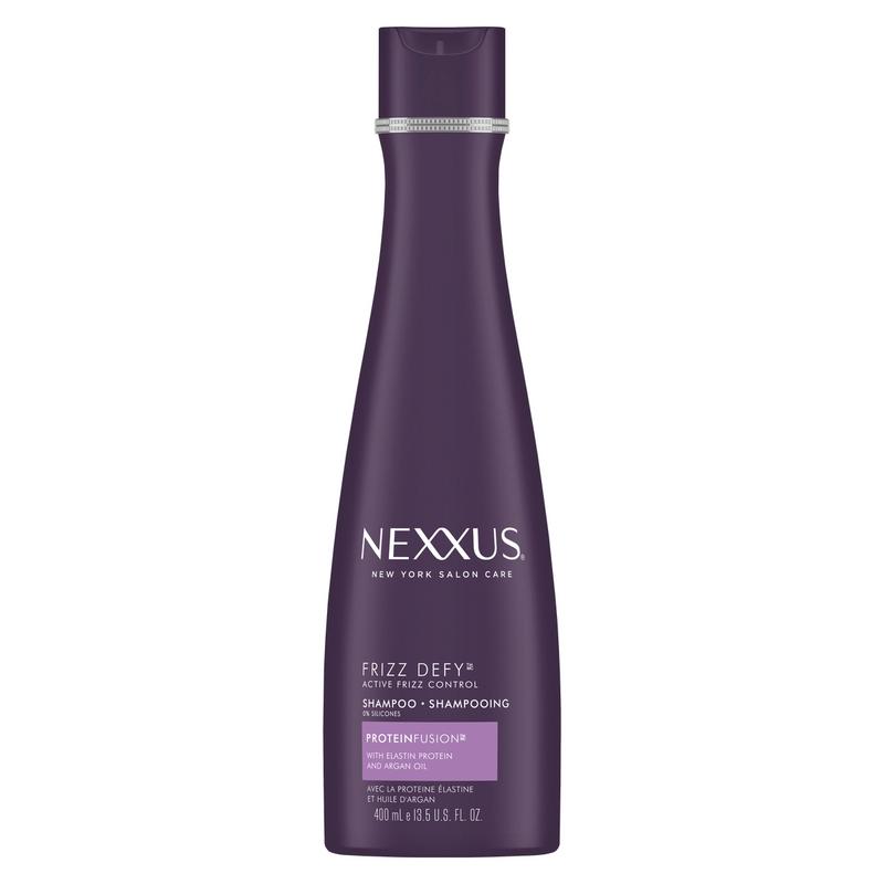 Nexxus Frizz Defy Active Frizz Control Shampoo - Full-size image