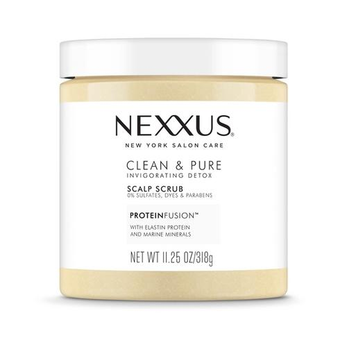 Nexxus Shampoo Clean and Pure Exfoliating Scalp Scrub - Product image
