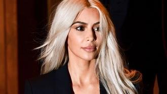 Kim Kardashian's Platinum Hair Maintenance Secret Is Super Affordable