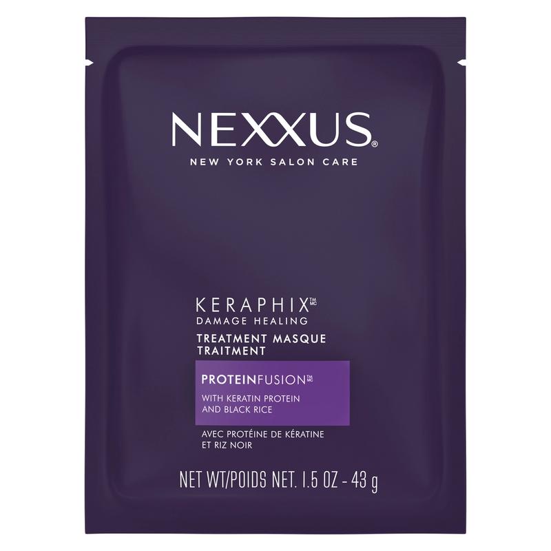 Nexxus Keraphix Hair Conditioning Mask for Damaged Hair - Full-size image