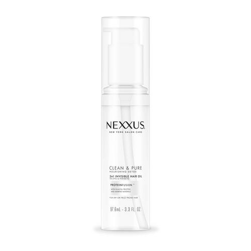 Nexxus Clean & Pure Nourishing Detox 5in1 Invisible Hair Oil - Product image