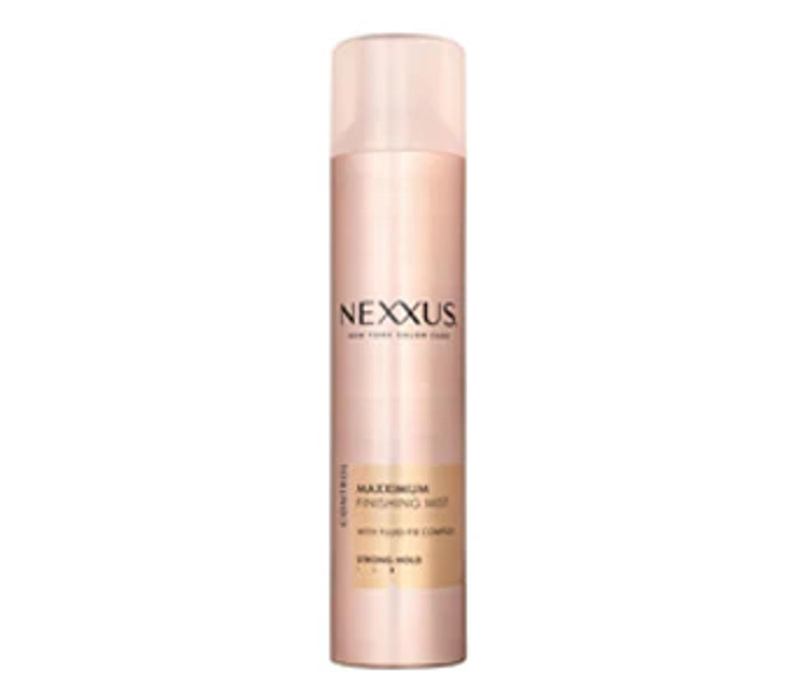 Product Shot of Nexxus Maxximum Finishing Mist