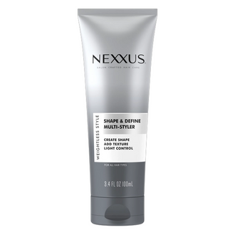 Nexxus weightless style shape & define multi-styler, front of pack