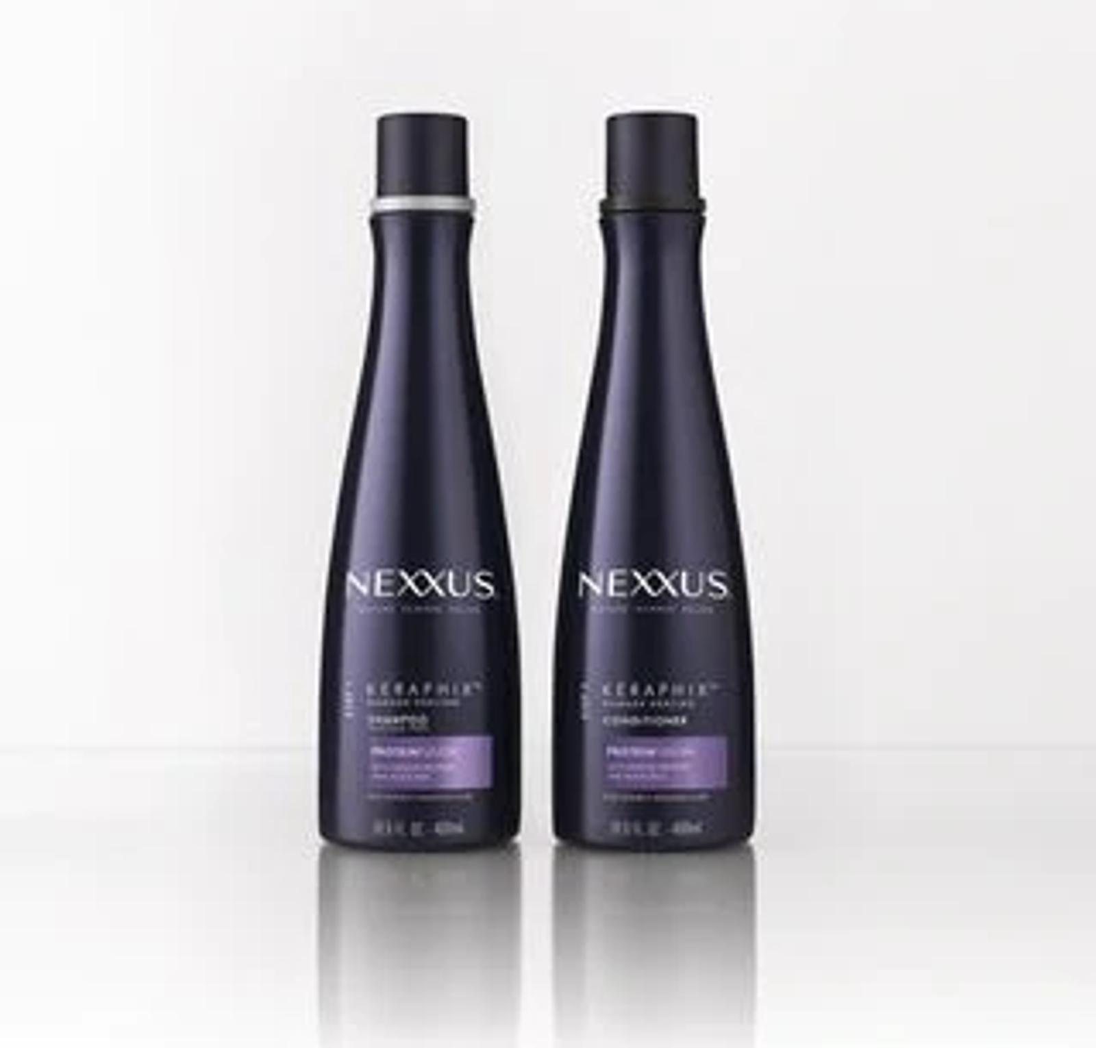Image of Keraphix Shampoo and Conditioner Product Set