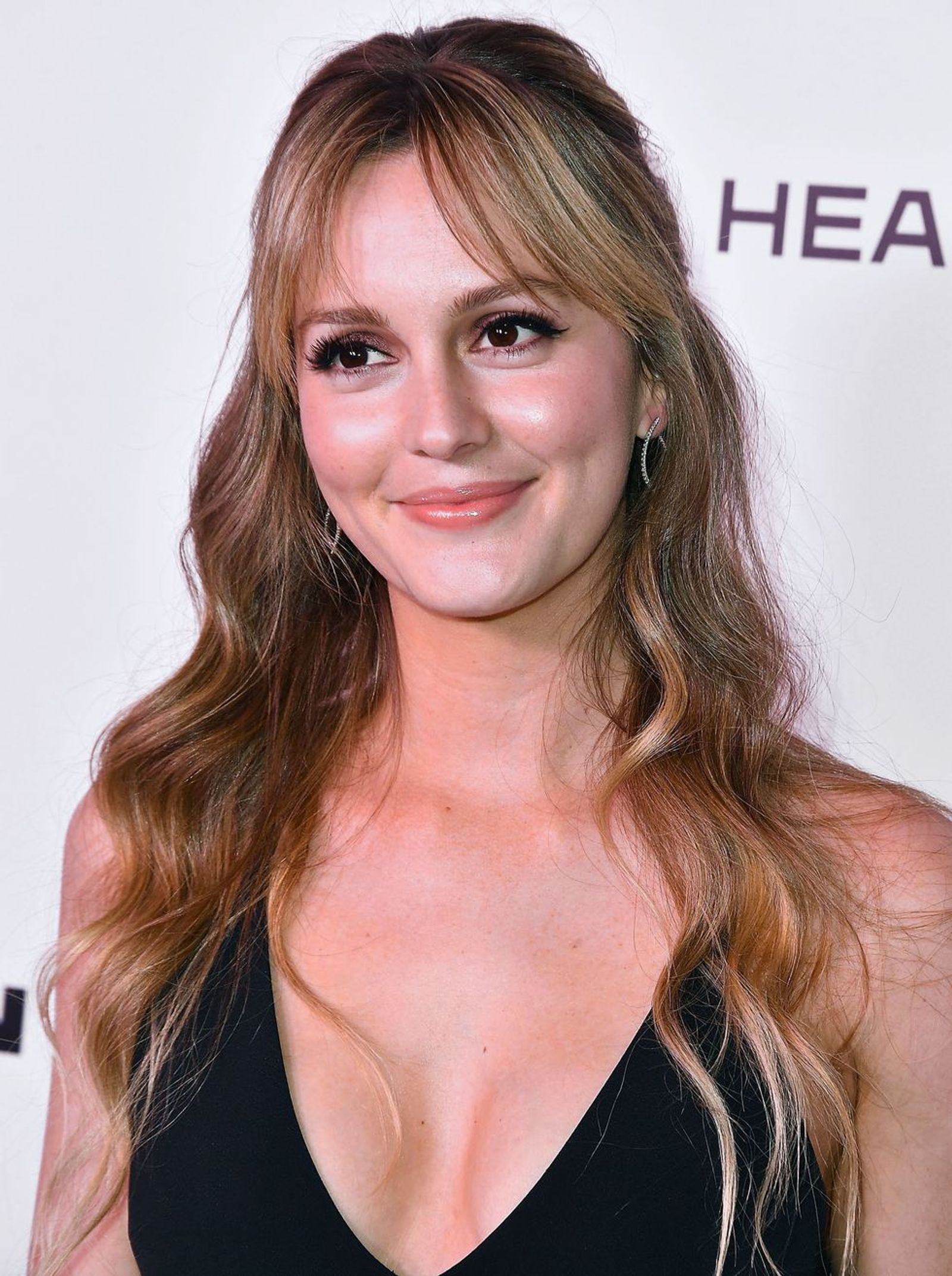 Leighton Return of the Bangs Hairstyle