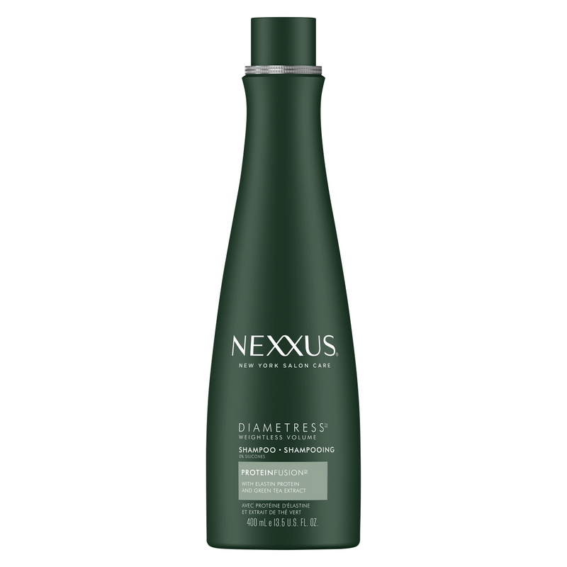 Nexxus Diametress Volume Shampoo For Fine & Flat Hair - Full-size image