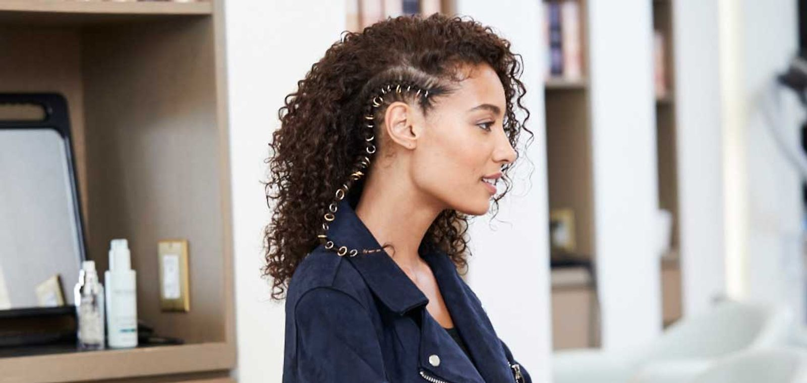 Curly Hair Image 1