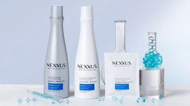 Collection of Nexxus products