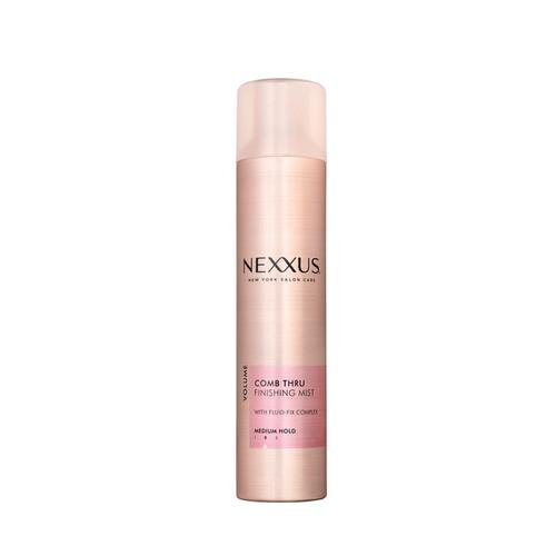 Nexxus Hair Mist Comb Thru Finishing Hair Spray for Volume - Product image