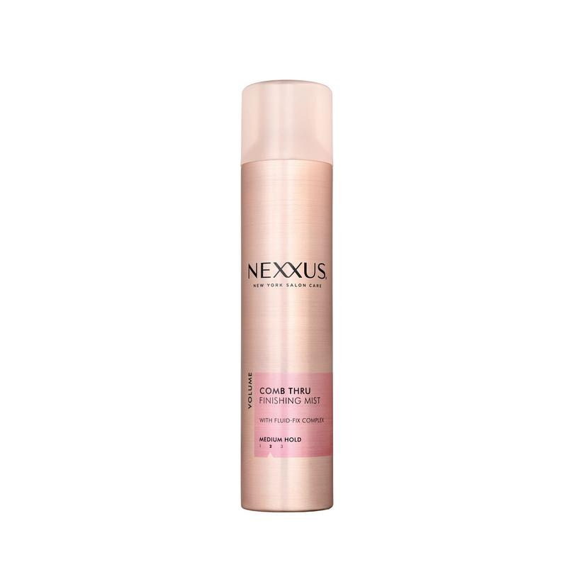 Nexxus Comb Thru Finishing Mist Hair Spray for Volume - Full-size image