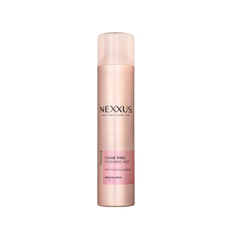 Nexxus Hair Mist Comb Thru Finishing Hair Spray for Volume - Full-size image