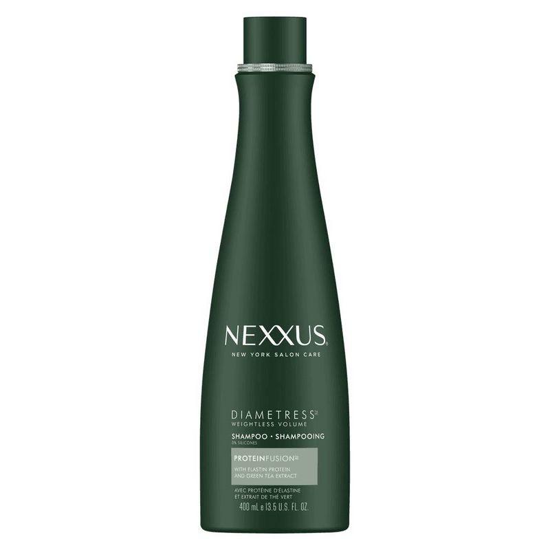 Nexxus Diametress Volume Shampoo For Fine & Flat Hair - Full-size image