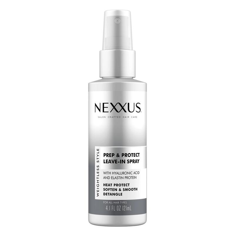Leave-In Lightweight Prep & Protect Hair Spray - Full-size image