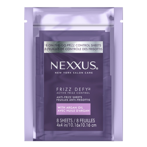 Nexxus Frizz Defy Active Frizz Control Anti Frizz Sheets - Product image