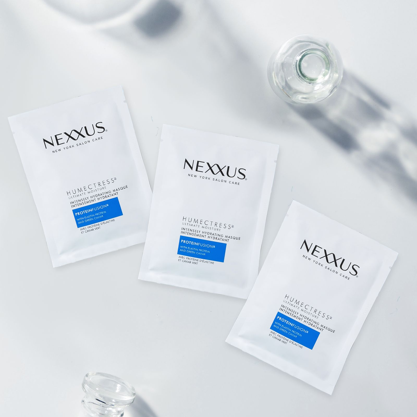Nexxus Humectress Moisture Hair Mask Product Shot
