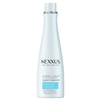 Front of Pack Nexxus Shampoo Hydra-Light Weightless Moisture 13.5 FO