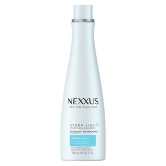 Front of Pack Nexxus Shampoo Hydra-Light Weightless Moisture 13.5 FO