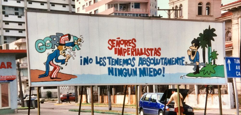 Cuba, ça eut payé mais ça paye plus