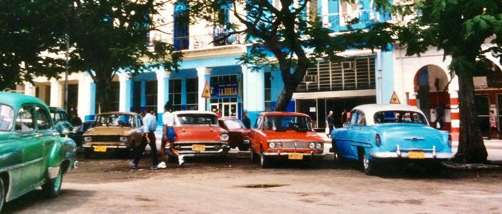 Cuba: ouverture du marché automobile... mais pas trop