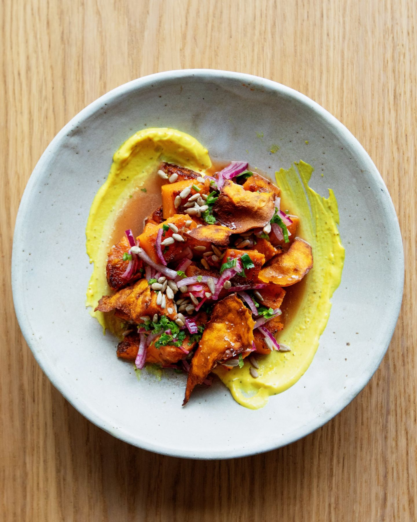 Hero Sweet Potato Ceviche