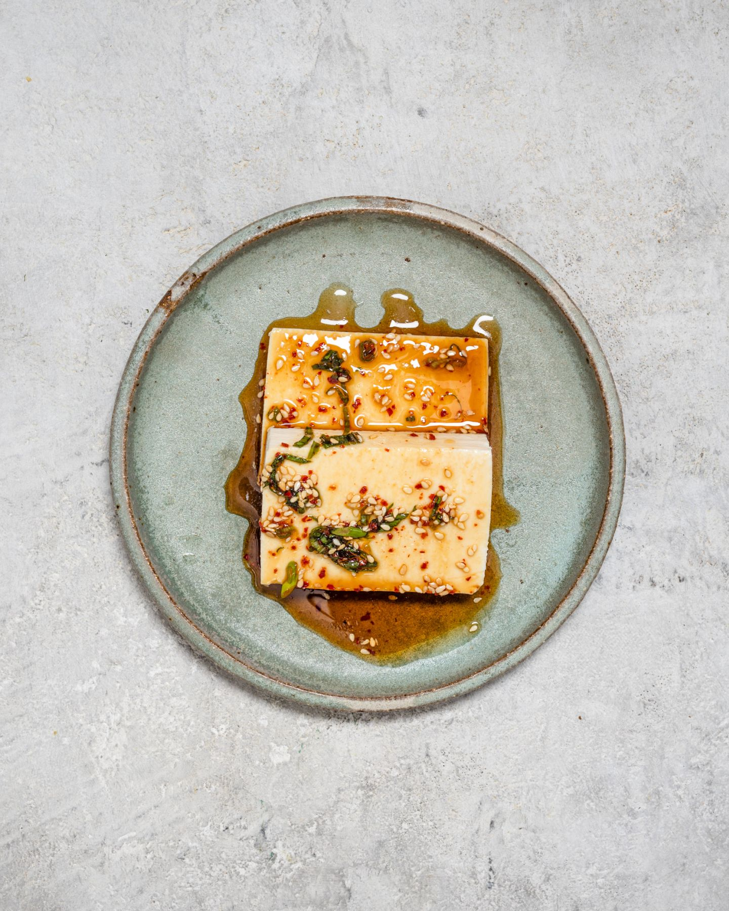 """Tofu For People Who Don't Like Tofu"" Tofu"