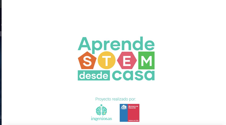 foto Aprende STEM desde Casa: Ciudadanía digital