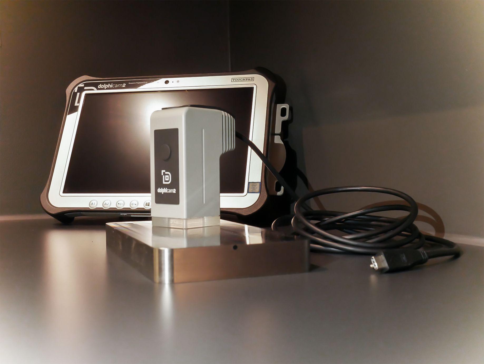 Ultrasonic Matrix platform for non-destructive testing
