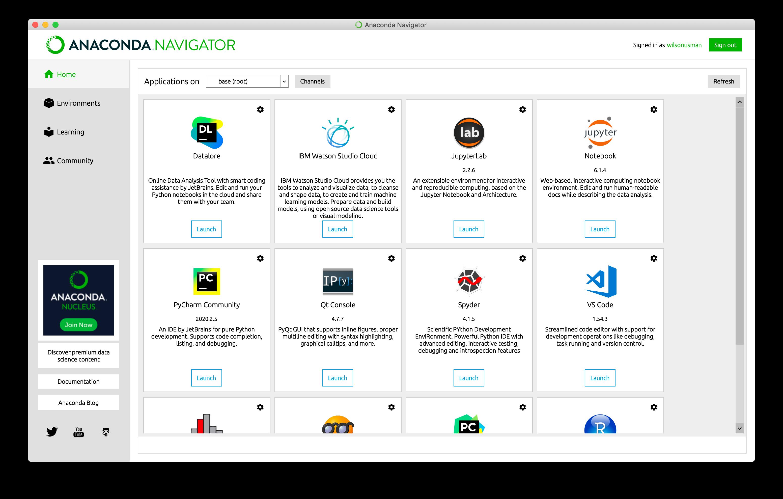 Anaconda installer screenshot step 9