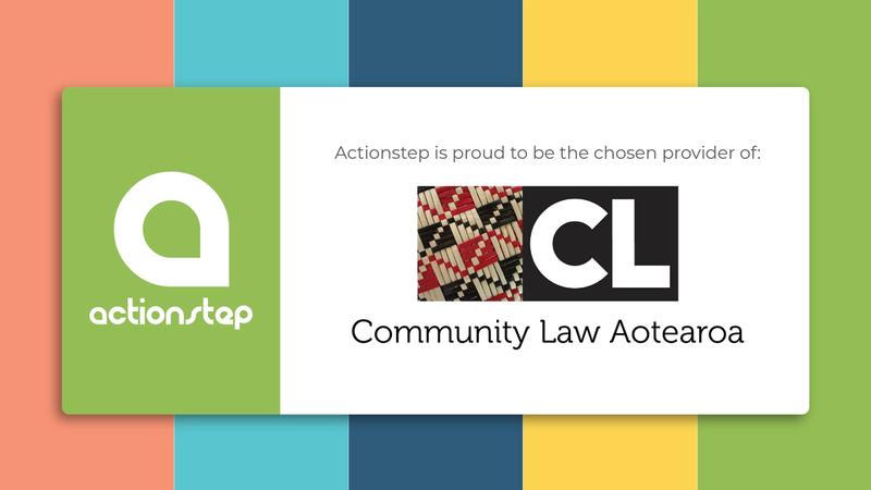 Actionstep chosen as software provider for NZ CLCs