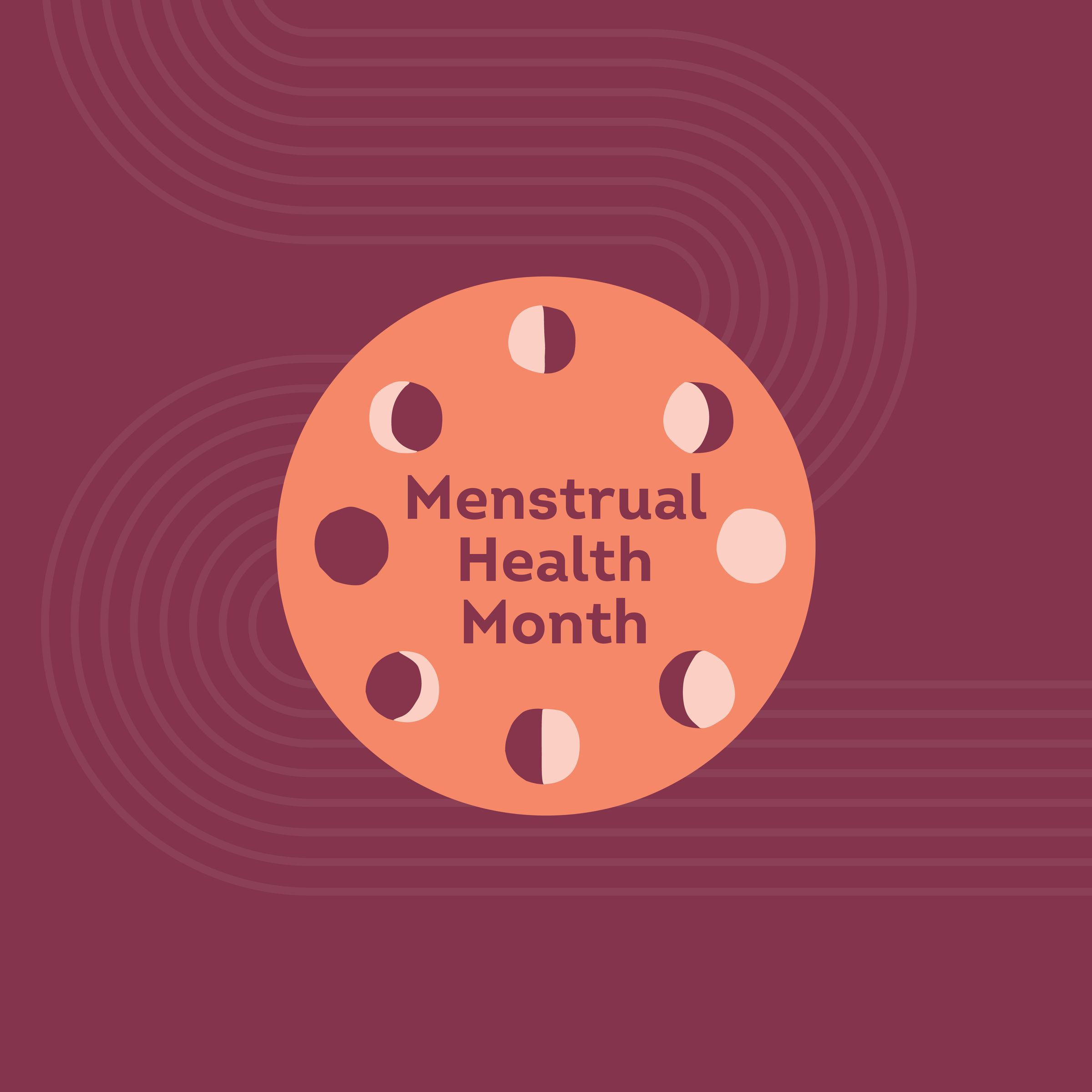 menstrual health month