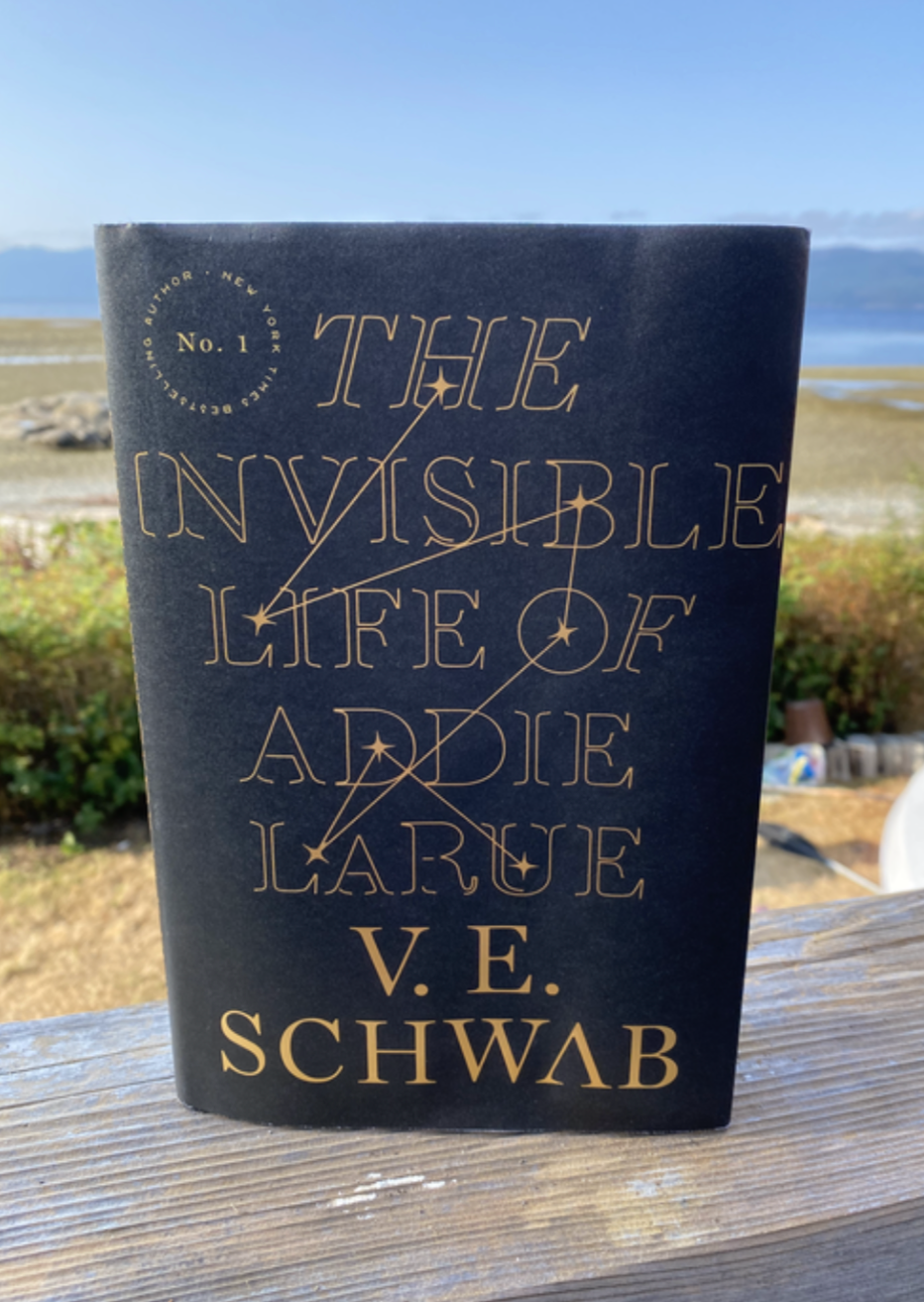 book - The Invisible Life of Addie Larue