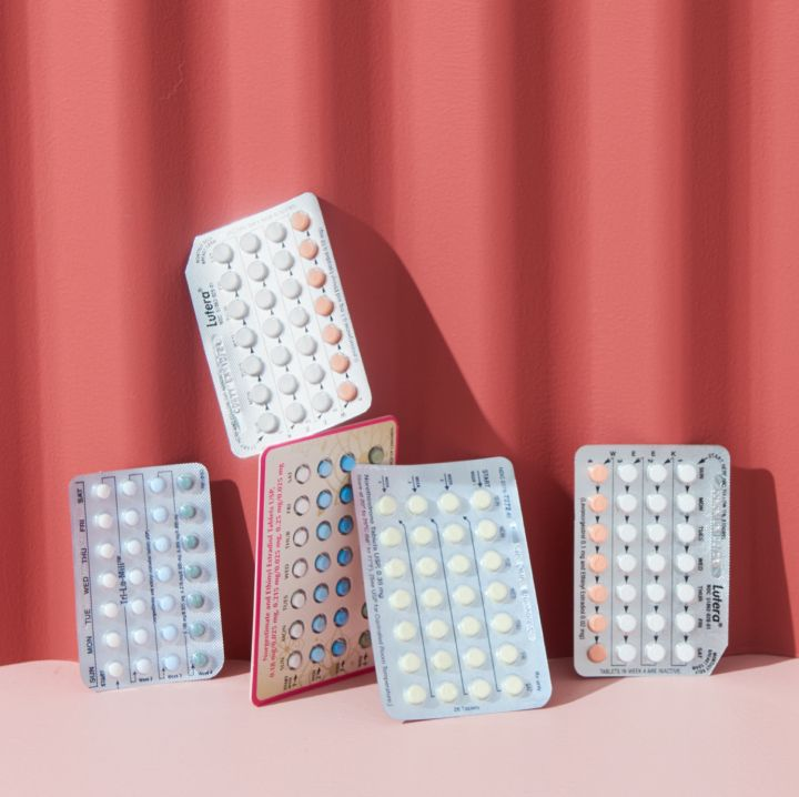 Types of birth control pills