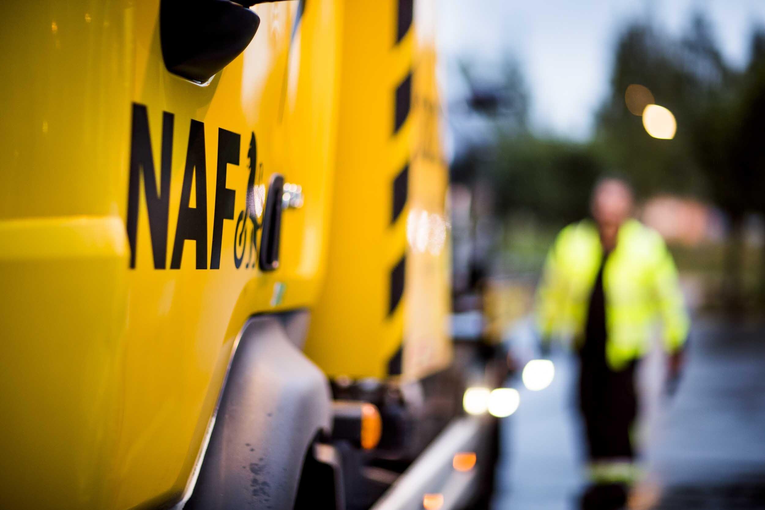 Digital tjenesteplattform for NAF