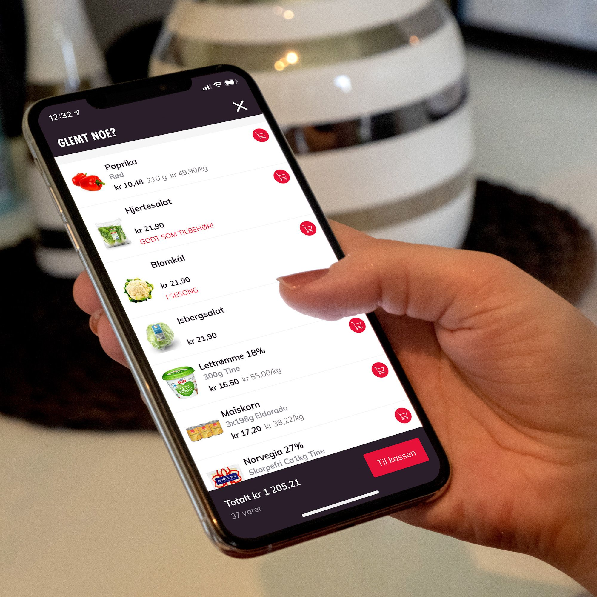 E-handelsløsning for NorgesGruppen bygget på en digital tjenesteplattform