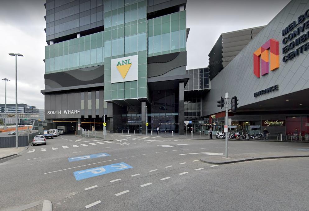 parking-convention-center