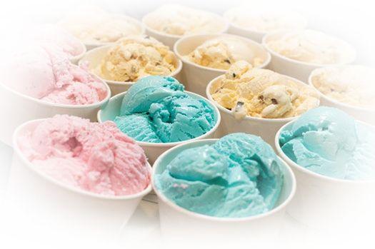 Ice cream from Erpsstaðir: ICE CREAM AND SKYR FARM