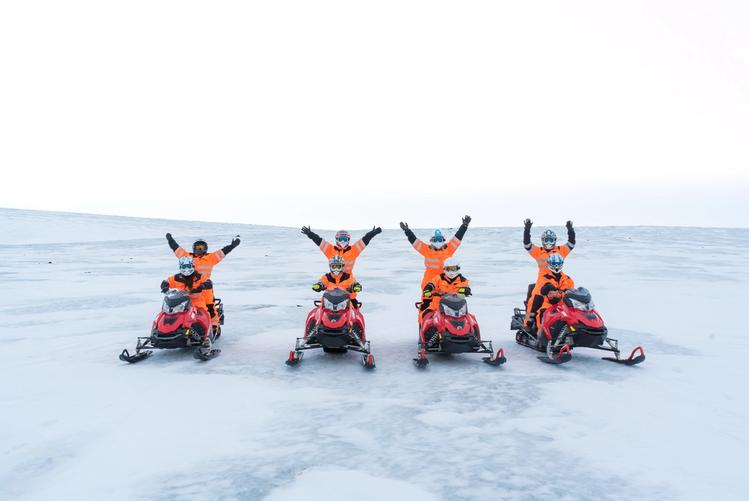 bachelor party in iceland