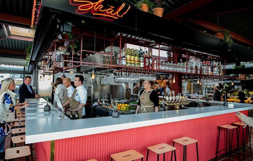 Skál restaurant in HLEMMUR MATHÖLL