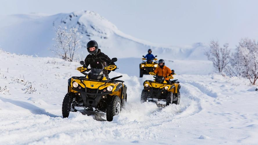 ATV 4x4 tour in Reykjavik