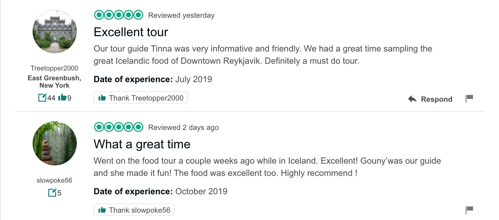 reykjavik food walk trip advisor reviews