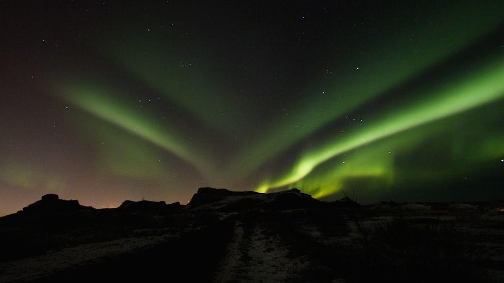Rauðhólar, Iceland