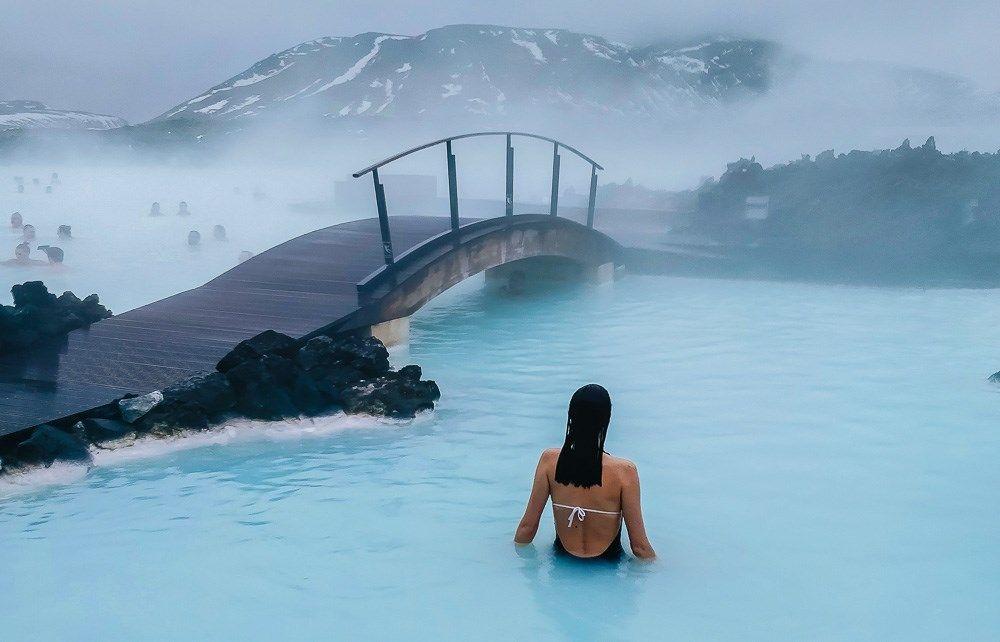 Blue Lagoon - Islanda