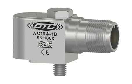 AC194 Compact Multipurpose Accelerometer