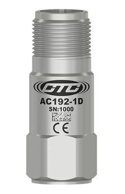 AC192 Compact Multipurpose Accelerometer