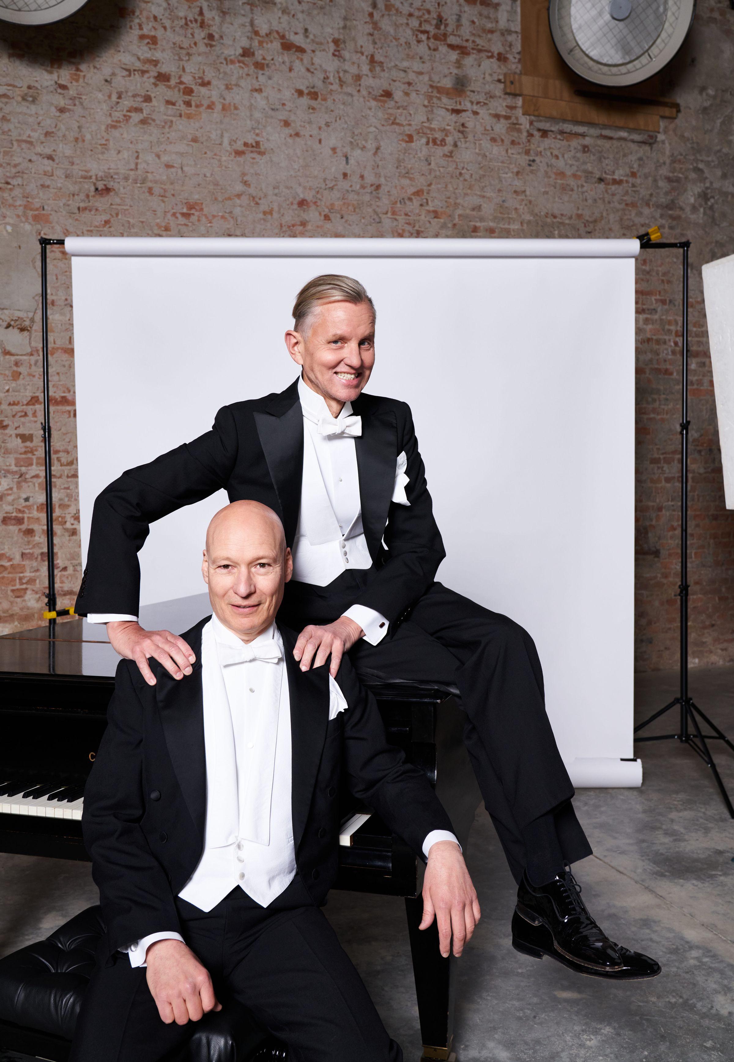 Max Raabe & Christoph Israel