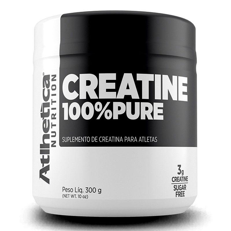 Creatina 100% pure / 300 gr.
