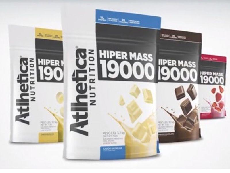 Hiper mass 19000 / 3,2kg