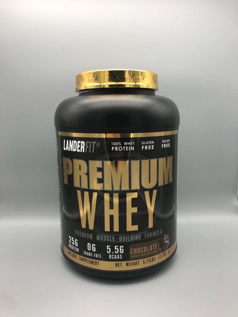 Premium Whey / 2,3 kg
