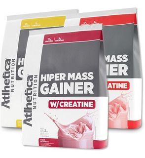 Hiper Mas Gainer c/Creatina / 3 kg.