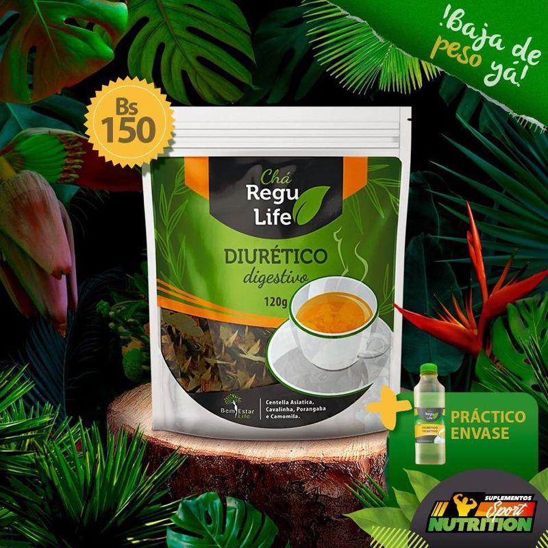 Chá Regulife / 120 gr